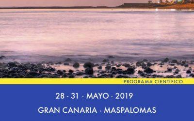 65 Congreso SEACV 28 a 31 de mayo de 2019 Gran Canaria